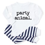 Party Animal Toddler Pajamas
