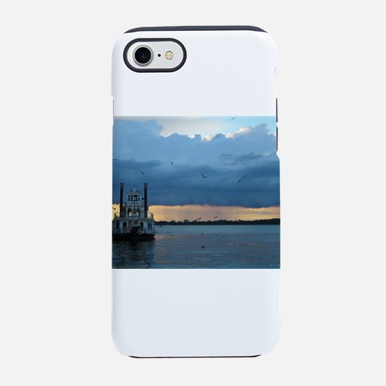 Dobbins Landing, Erie, PA iPhone 7 Tough Case