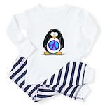 Peace penguin Toddler Pajamas