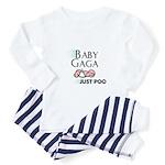Baby Gaga Toddler Pajamas
