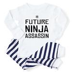 Future NINJA Assassin - Baby/Toddler Pajamas