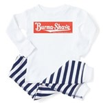 Burma-Shave Toddler Pajamas