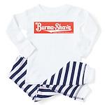 Burma-Shave Toddler Pajamas