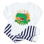 Dinosaur Roar Toddler Pajamas