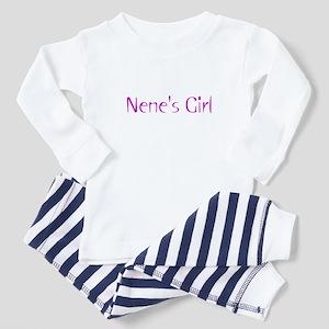 Nene's Girl Toddler Pajamas