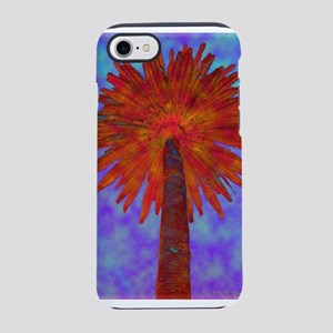 Red Palm iPhone 7 Tough Case