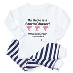Pink Tornado Infant Wear Toddler Pajamas