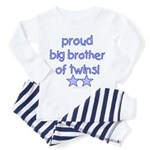 Big brother of twins Toddler Pajamas