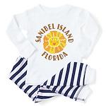 Sanibel Sun -  Toddler Pajamas