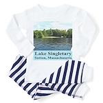 Lake Singletary Toddler Pajamas