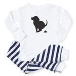 Doggy Accident Toddler Pajamas