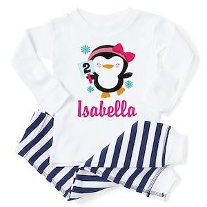 7ff5db21f Penguin Toddler Pajamas - CafePress