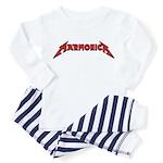 Harmonica Toddler Pajamas