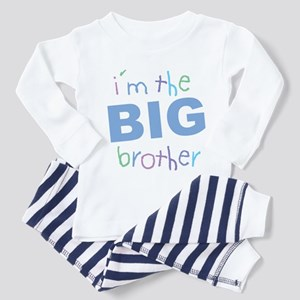 ce91c8931 Kids Big Brother Toddler Pajamas - CafePress