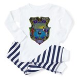 USS MAINE Toddler Pajamas