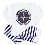 USS INCHON Toddler Pajamas