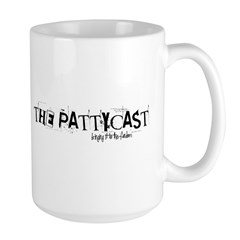 PattyCast Bringing It Large Mug