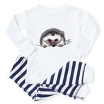 Pocket Hedgehog Toddler Pajamas