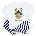 Daugherty Coat of Arms Toddler Pajamas