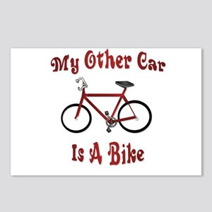 My Other Car Is A Bike Postcards (Package of 8)