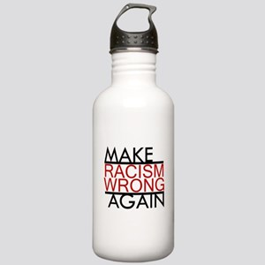 make racism wrong agai Stainless Water Bottle 1.0L