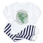 Whirled Peas Toddler Pajamas