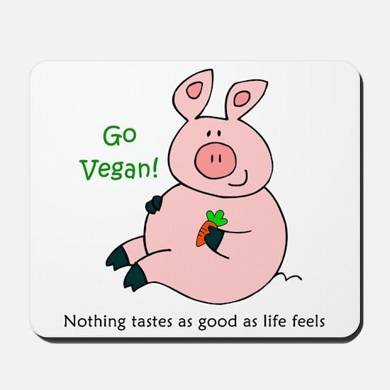 Nothing Tastes as Good... Mousepad