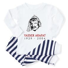 Yasser Arafat Toddler Pajamas