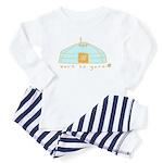 Born To Yurt! Toddler Pajamas