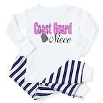Coast Guard Niece Toddler Pajamas