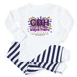 CDH Superhero Stars Logo for Girls Toddler