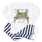 Psalms 119:1 Toddler Pajamas