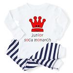 Jr. Soca Monarch Toddler Pajamas