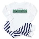 Fencing Salute Toddler Pajamas