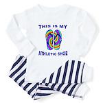 My Athletic Shoe Toddler Pajamas
