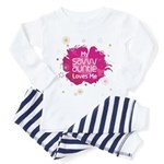 Savvy Auntie Toddler Pajamas