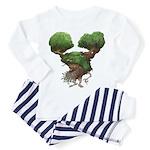 The Dryad Clump Toddler Pajamas