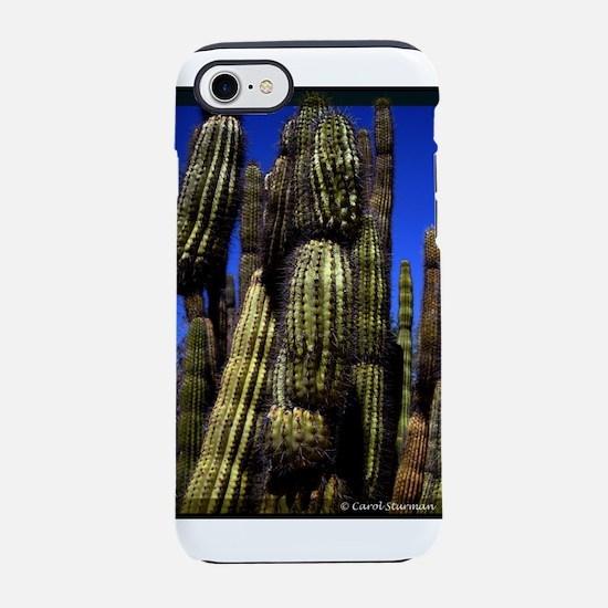 Saguaro iPhone 7 Tough Case