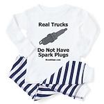Real Trucks - Spark Plugs Toddler Pajamas