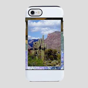 Desert Scene iPhone 7 Tough Case