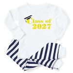 Class of 2027 Toddler Pajamas