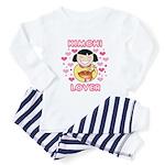 Kimchi Lover Toddler Pajamas