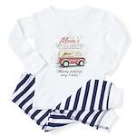 MM Mom's Milk Express Toddler Pajamas