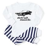 Detroit Muscle Toddler Pajamas