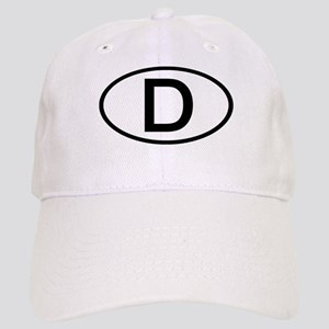 Germany - D - Oval Cap
