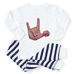 ILY Mom and Baby Toddler Pajamas