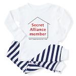 Secret Alliance Toddler Pajamas