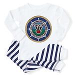 USS NEWPORT NEWS Toddler Pajamas