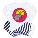 NO NUTS (or traces) Toddler Pajamas