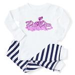 DirtDivaPink Toddler Pajamas